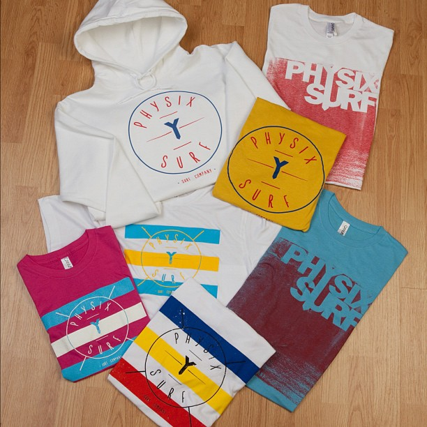 Like this picture if you would buy something from this lineup. All of these products and more will be hitting the online store tomorrow morning @ physixsurf.com #physixsurf