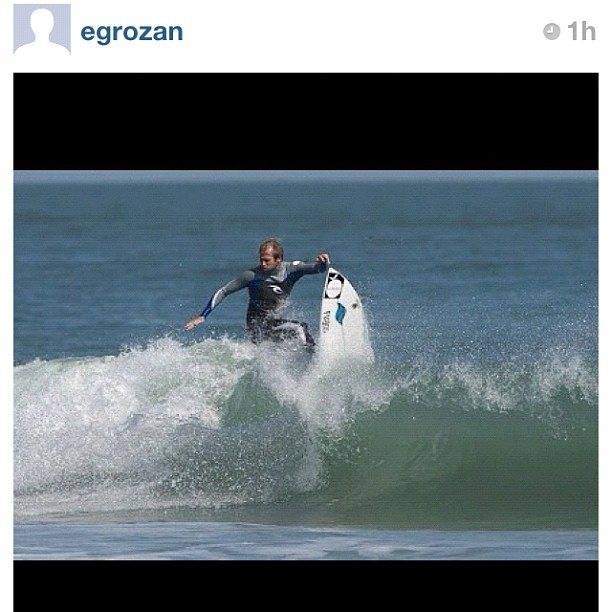 Guess which one of our riders just got an Instagram?  @egrozan give him a follow!