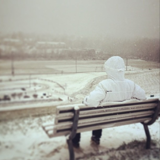 White out. #snow #physixsurf