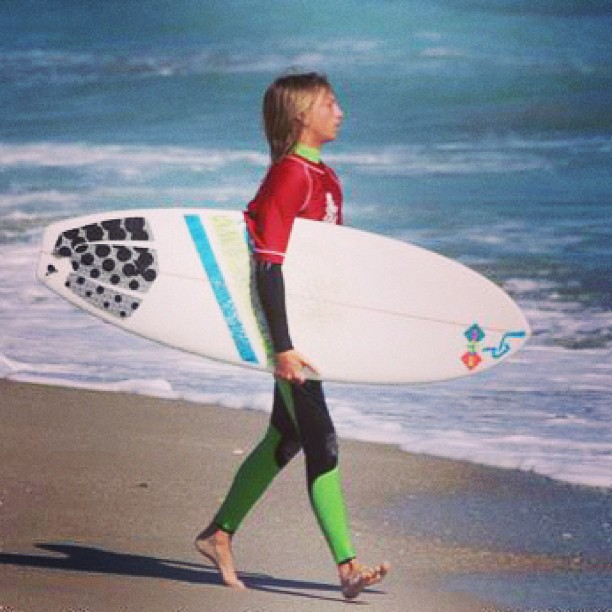 Connor getting ready for his competition #physixsurf