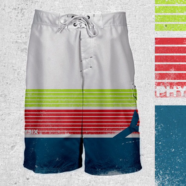 Our designers have been working hard. Here is another sneak peek. #physixsurf #boardshorts