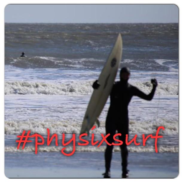 Happy Friday #physixsurf