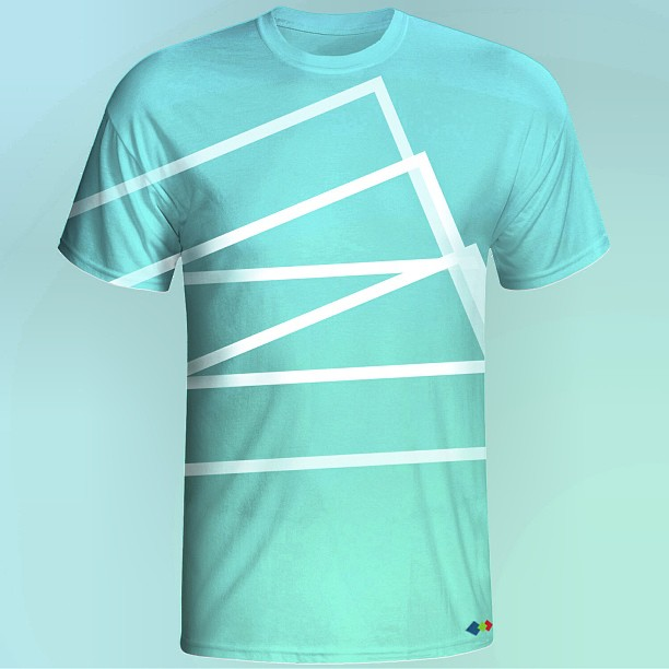 Would you rock the geo-wave tee? #physixsurf