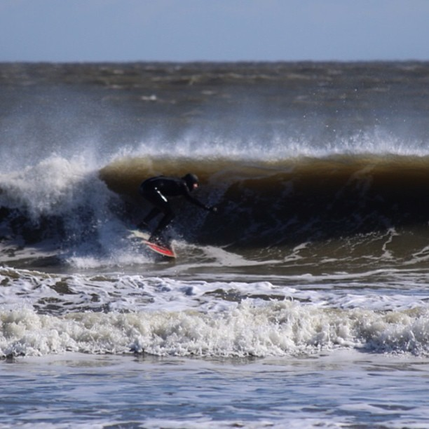 Surf+school day=scoring