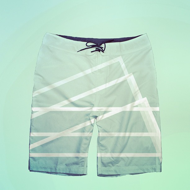 Another sneak peek in our summer collection! Would you rock these board shorts? #physixsurf