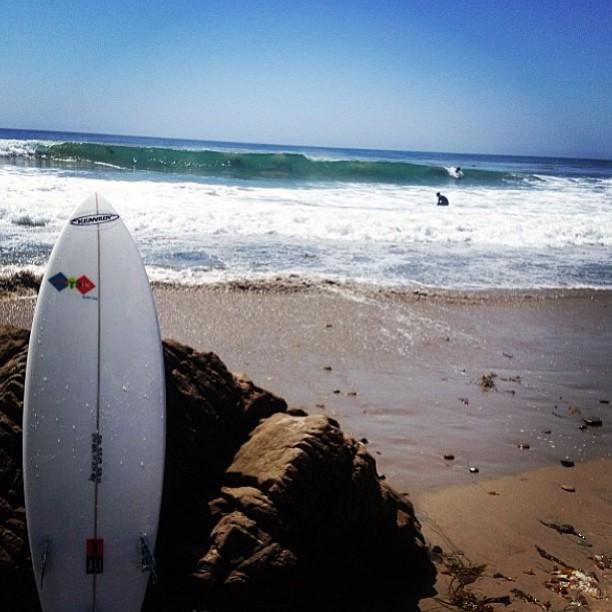 Hello west coast #physixsurf