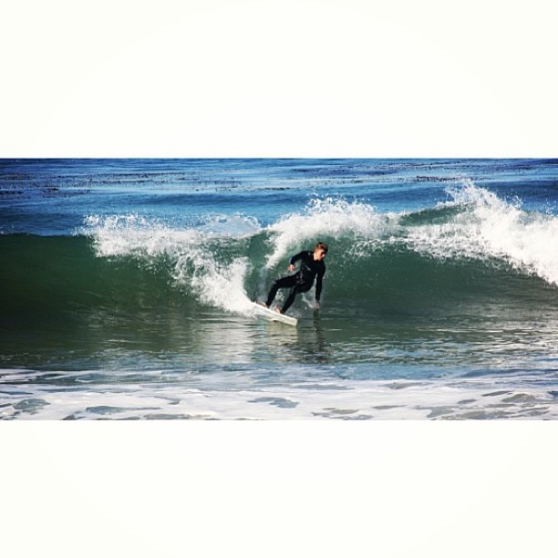 @chasecovell loving the empty lineup #physixsurf