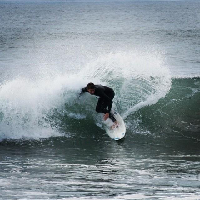 @chasecovell shredding #physixsurf