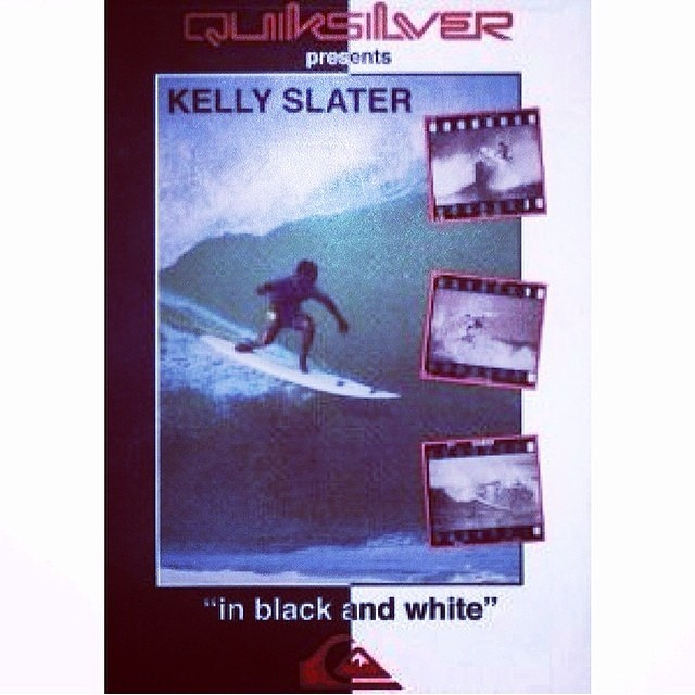 @kellyslater splits from @quiksilver? #crazy #notaprilfools